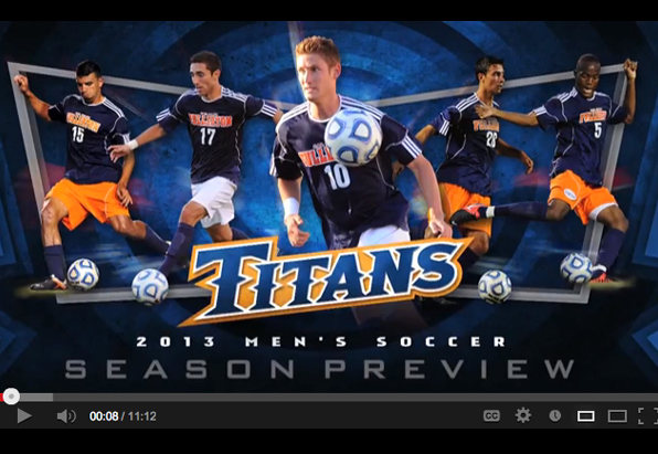 Head Coach Bob Ammann Previews the 2013 Men's Soccer Season