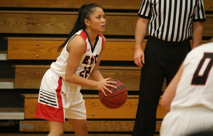 Kayla Torio Tabbed to All-CCC Women's Basketball Third Team