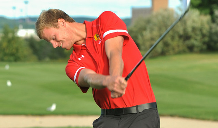 "Cook Places Near Top As FSU Ties For 10th At Midwest Region ""The Jewell"" Tourney"