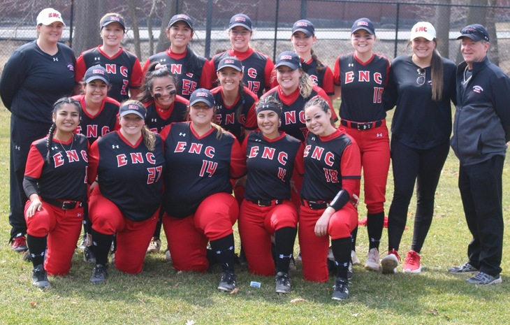 NCAA Preview: Eastern Nazarene to Meet #23 Rowan in NCAA Softball Tournament Friday