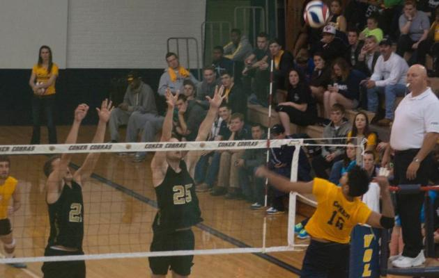 Coker Volleyball Shuts Down Washington Adventist, 3-0