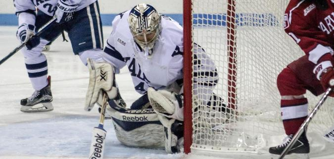 Yale's Comeback Falls Short Against Cornell