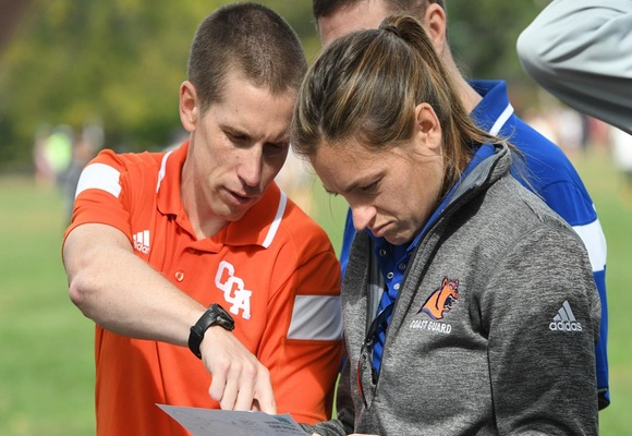 Ahnrud Named Interim Head Coach for Men's and Women's Cross Country