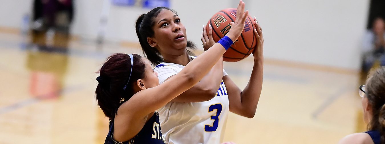 Goucher Women's Basketball Ends Non-Conference Play With Loss At Stevenson