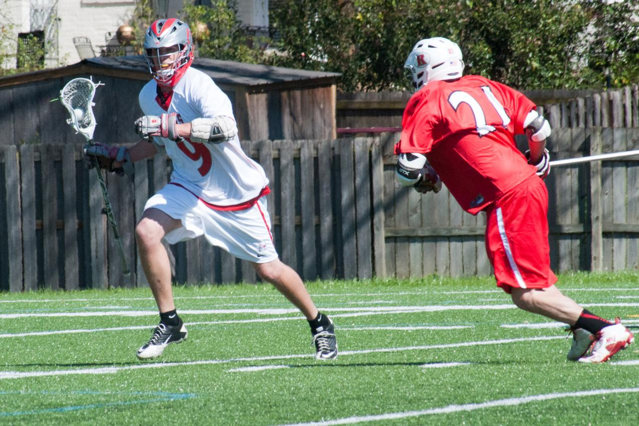 Huntingdon men's lacrosse can't handle Berry
