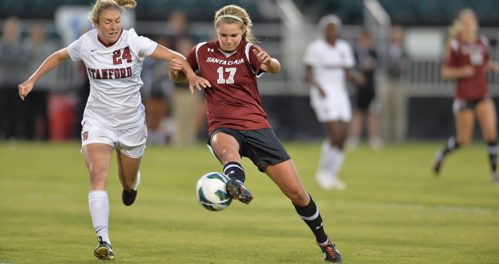 Women's Soccer Finishes Non-Conference Play with Kansas, Cal Poly