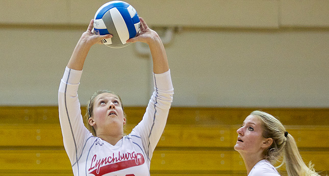Hornets Volleyball Drops Five-set Match to Washington and Lee
