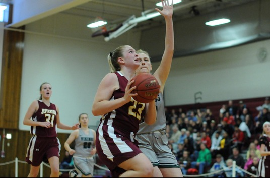#23 Alyson Crosby vs Hudson Valley