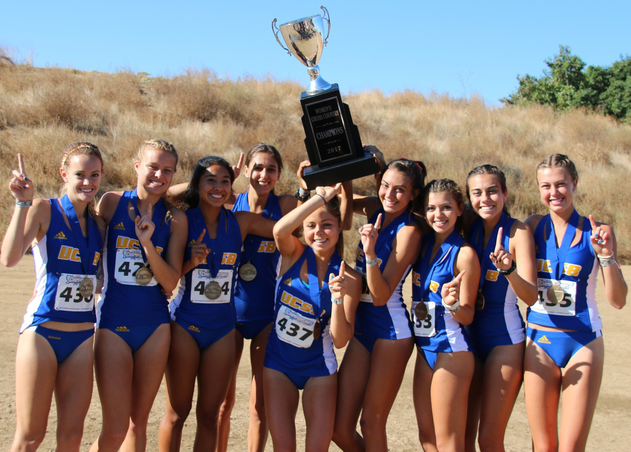 Women Take Home Big West Conference Title, Men Finish with Strong Second