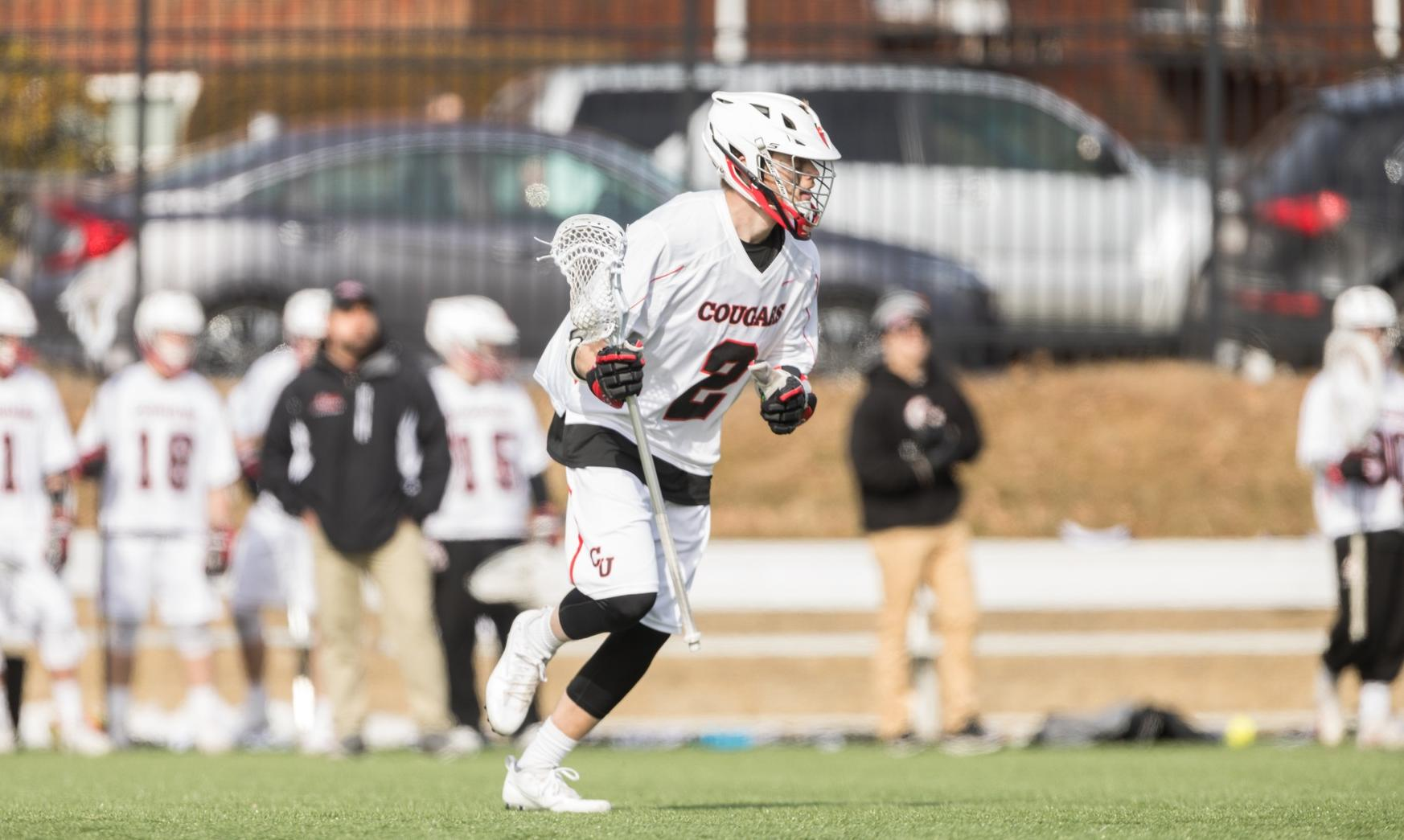 Lacrosse Falls at MIT in Season Finale
