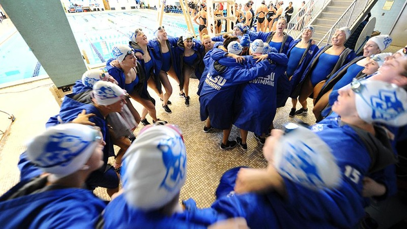 Swimming & Diving Picked to Defend Northeast Conference Title