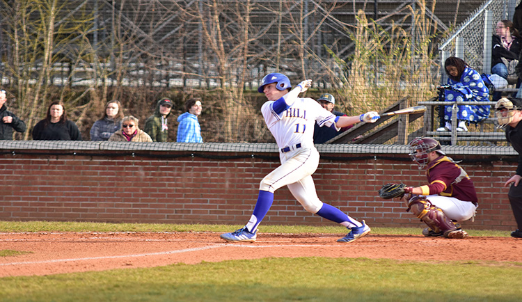 Offense continues to roll as Mars Hill defeats Limestone, 15-9