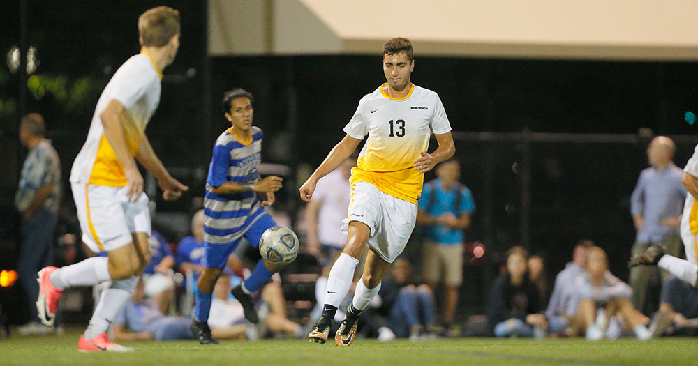 Men's Soccer Comes up Short Against Western New England