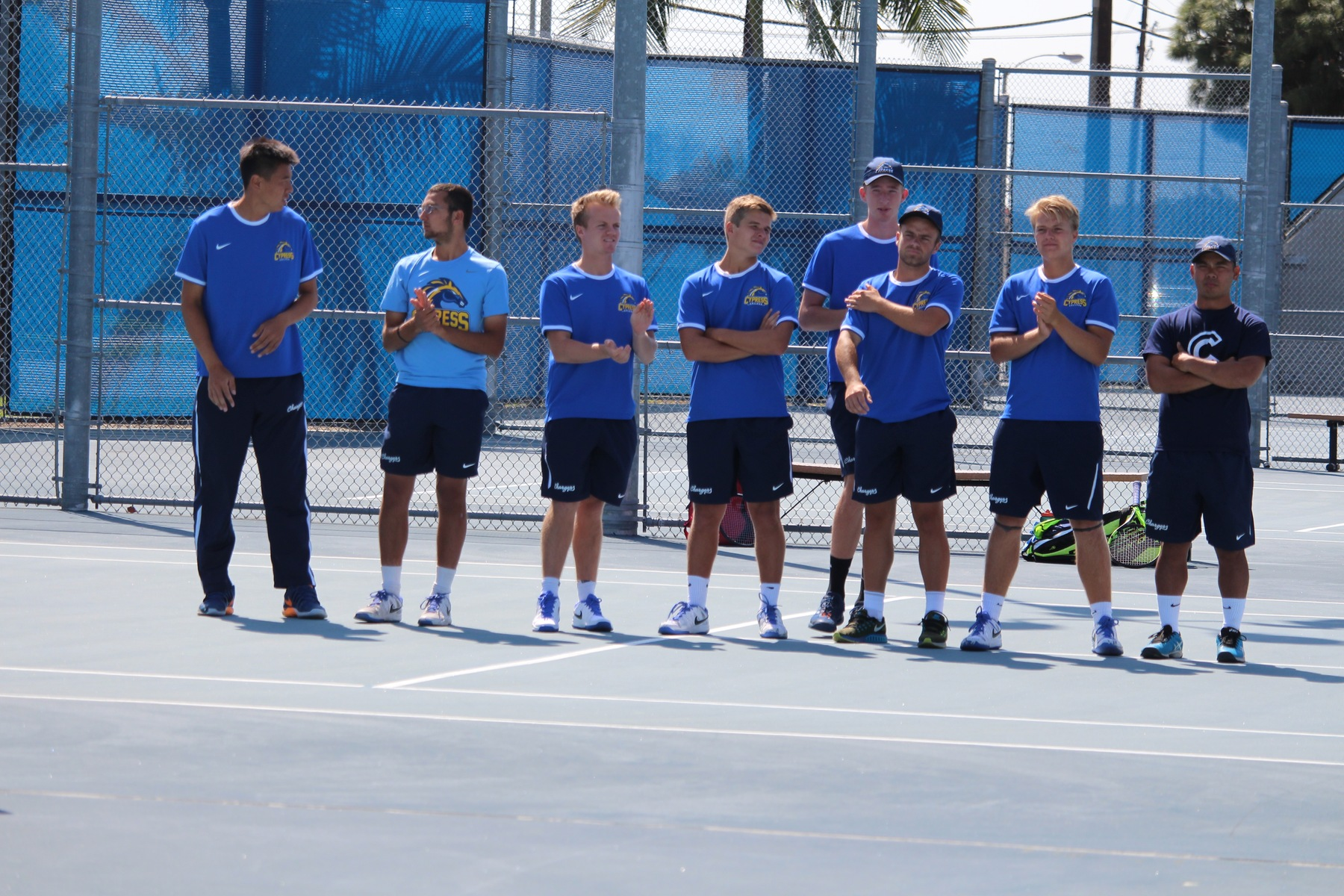 Cypress Tennis Collects 9 Scholar-Athlete Awards