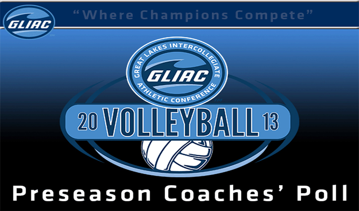 Ferris State Volleyball Picked Second In GLIAC North Preseason Poll