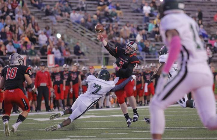 Football Wins Offensive Showdown Over Bethany