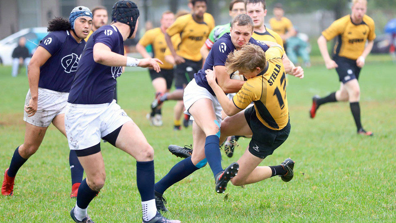 Big day for Iowa Central rugby program ends in 60-3 rout of Iowa