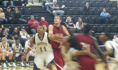 Roaring Lions fall to Bethany 109-70