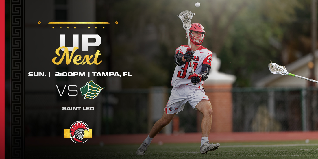 Men's Lacrosse Set to Host Saint Leo in SSC Championship