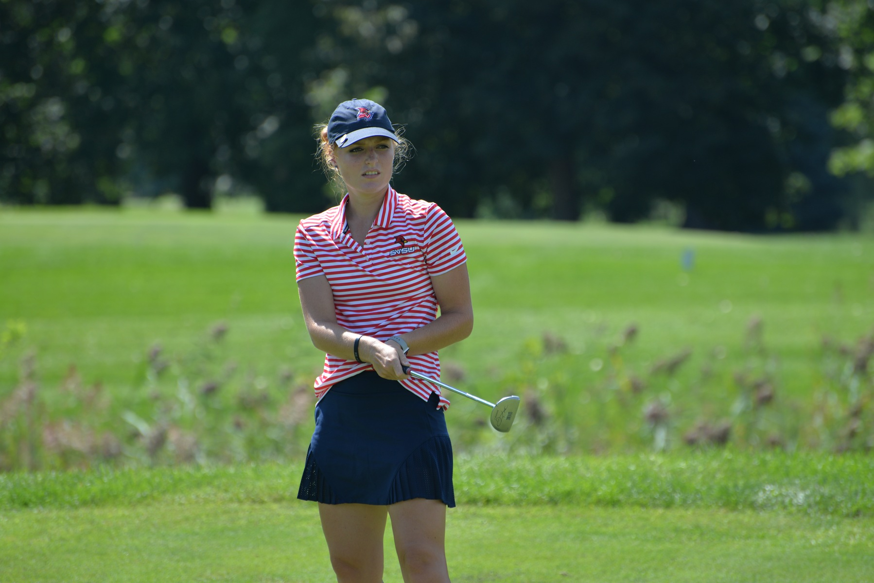 SVSU sits 9th after opening round at William Beall Fall Classic
