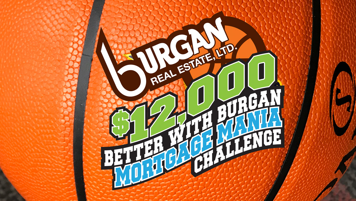 Better with Burgan Mortgage Mania Challenge Sweepstakes