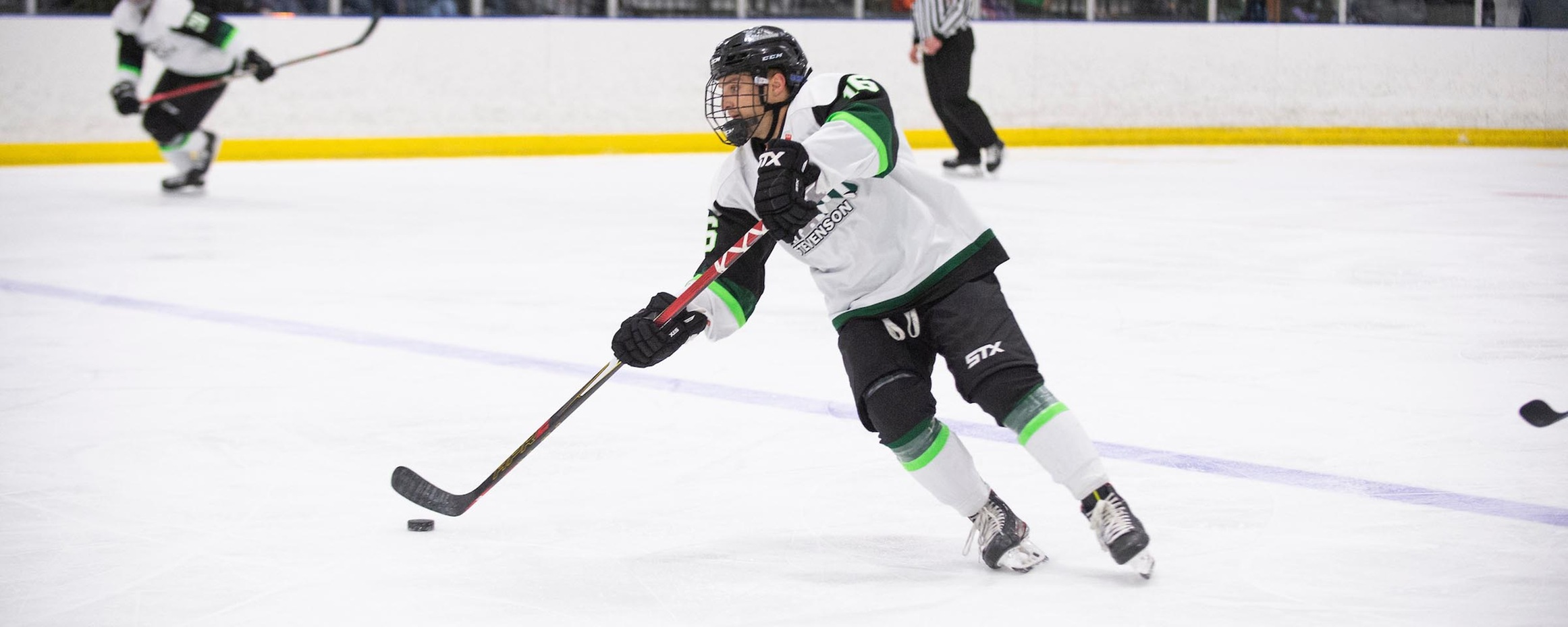 Gray Nets Two Power Play Goals in Mustangs 6-3 Victory Over Chatham