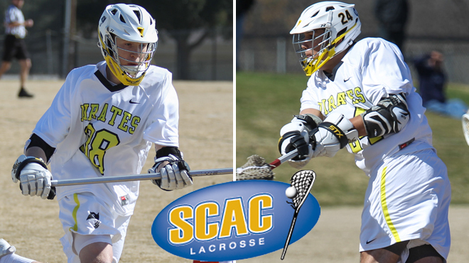 Southwestern's Anderson; Skinner Earn SCAC Players of the Week