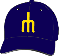 Merced College Blue Devils Hat with Logo