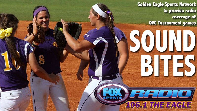 Tech OVC Softball Tournament Games to be broadcast on Golden Eagle Sports Network