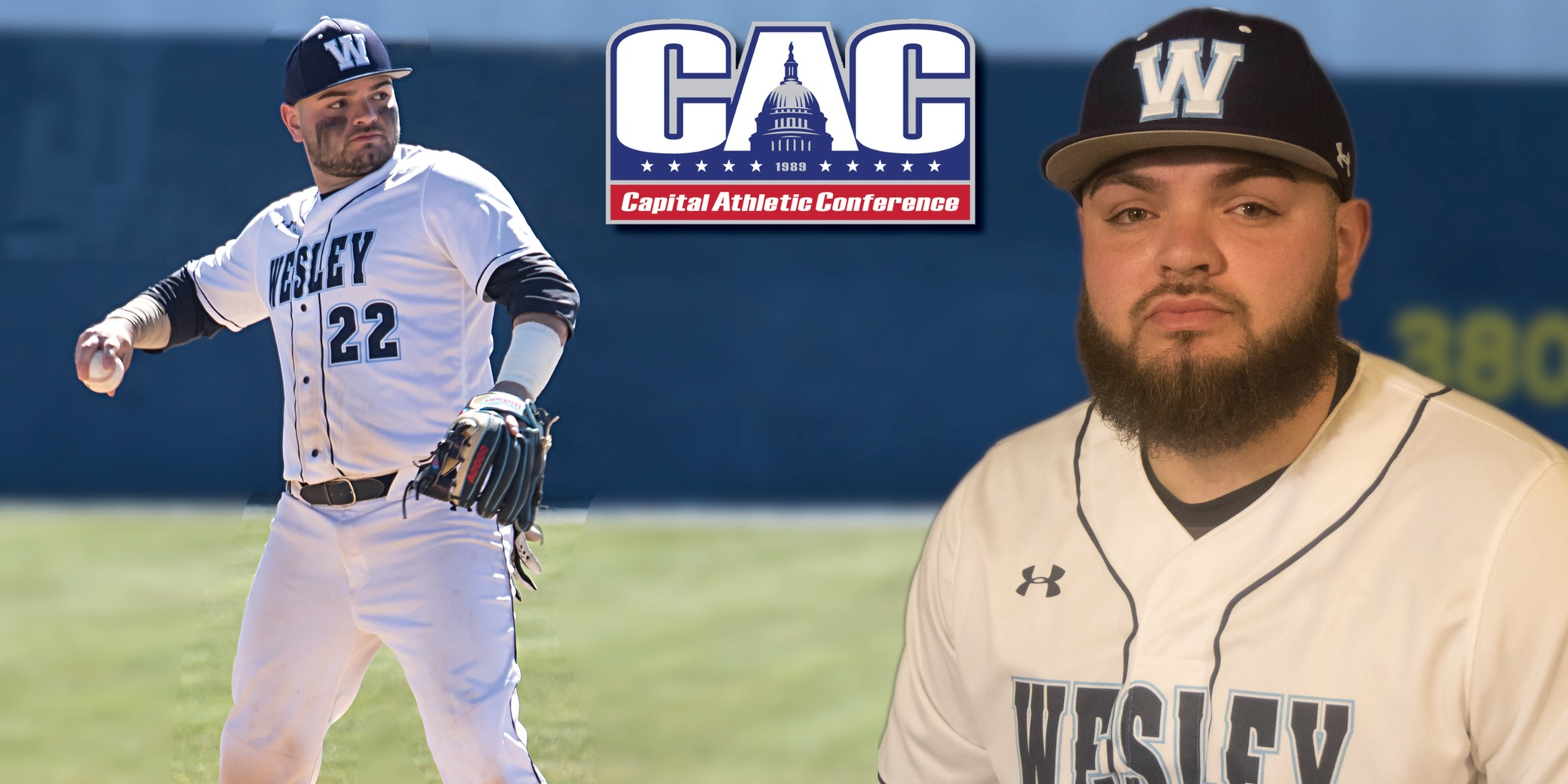 Seibert named CAC Player of the Week