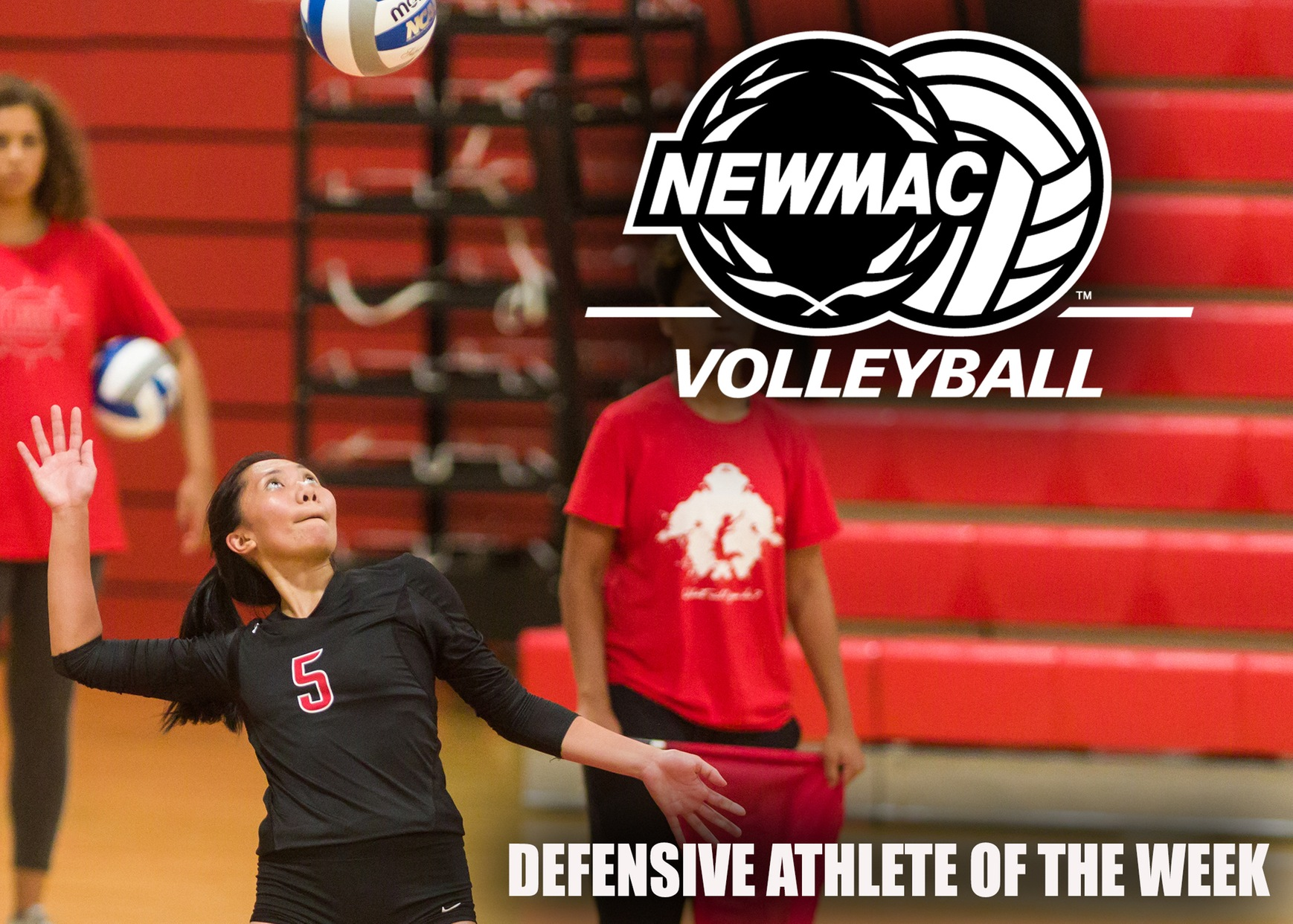 Quiban Named NEWMAC Defensive Athlete of the Week