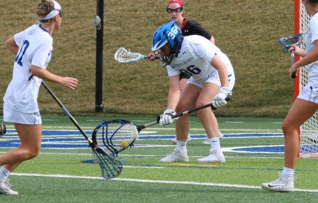 Kitchin Named DIII Defensive Player of the Week