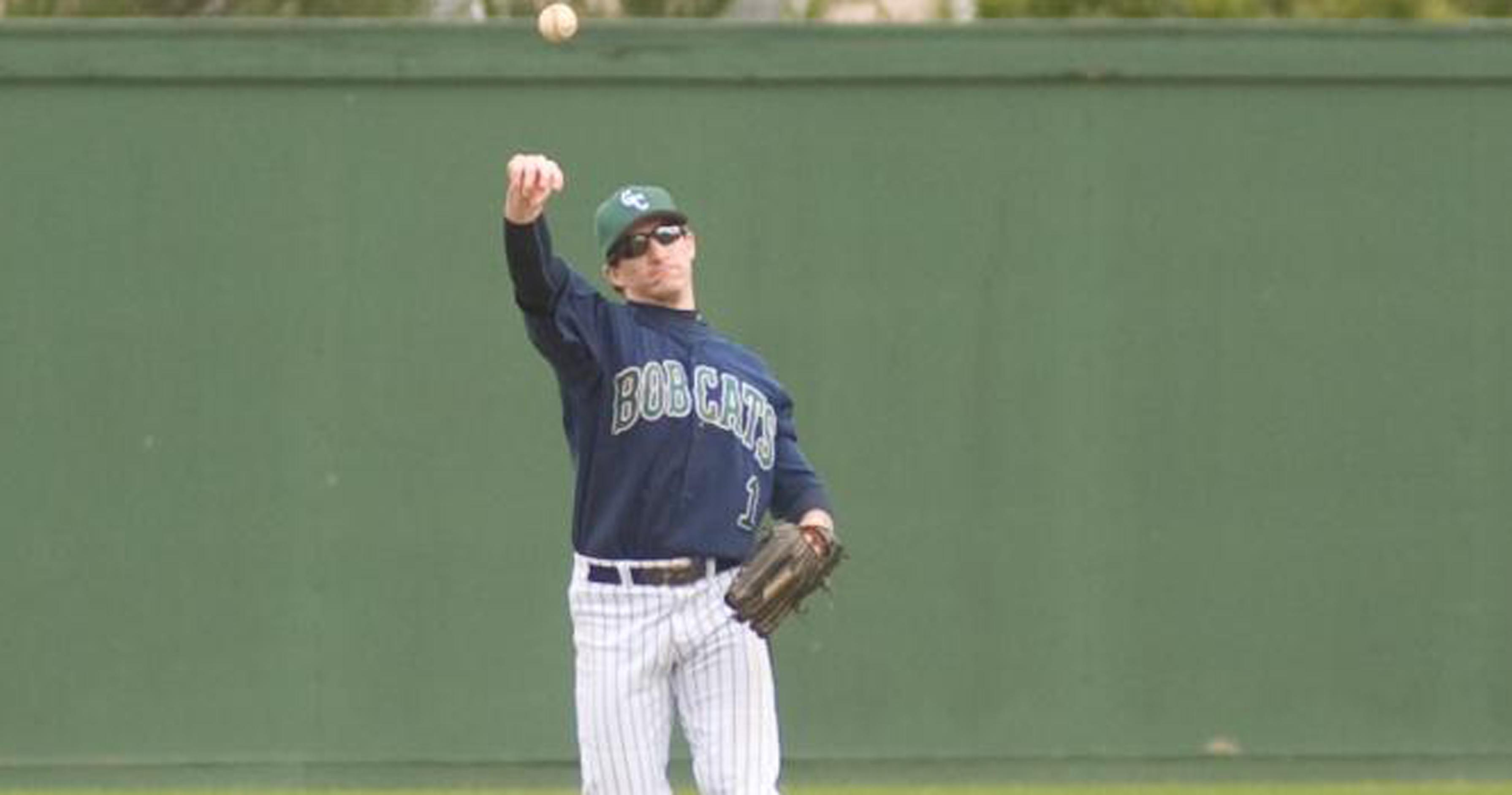 #19 Baseball's Harrell Adds Another GCSU Athlete of the Week
