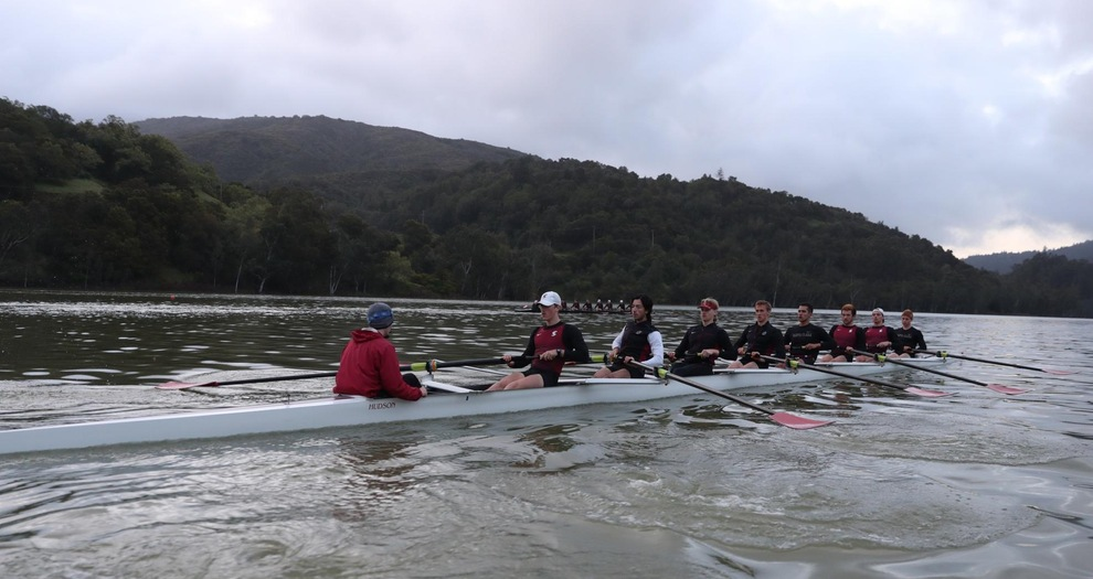 Men's Rowing Races at Husky Open Saturday
