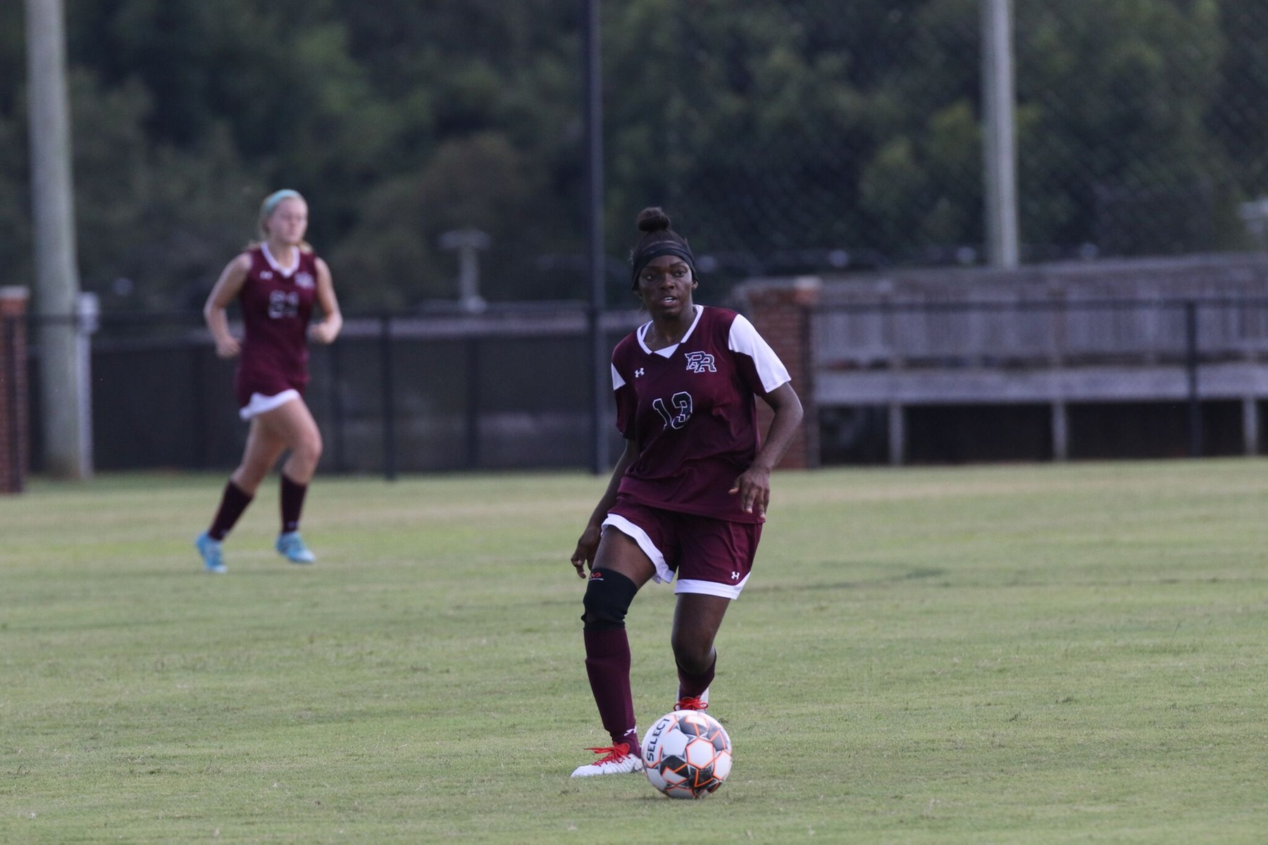 Pearl River's women's soccer team defeated East Central 1-0 on Sunday at ECCC. (ECCC ATHLETICS)