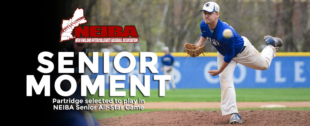 Partridge Selected to Play in NEIBA Senior All-Star Game