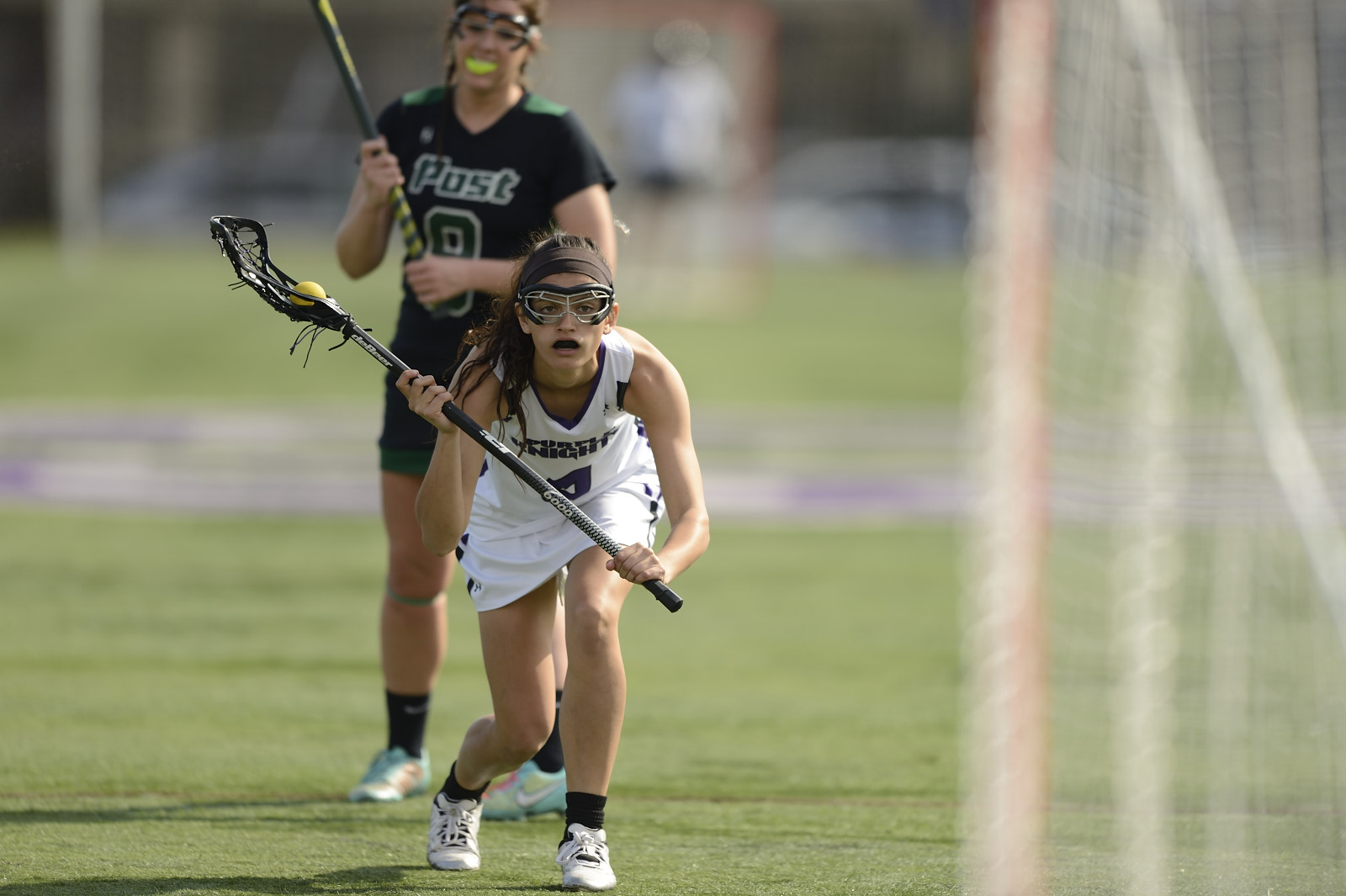 Bridgeport Women's Lacrosse Nets A Season-High 19 Goals In Home Win Over Dominican (N.Y.) College
