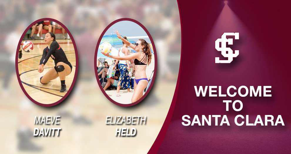 Meet the Future of Santa Clara Beach Volleyball – Maeve Davitt/Elizabeth Held