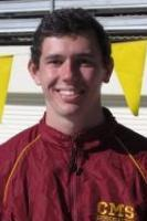 James Stevick – Men's Swimming and Diving