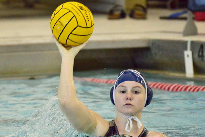 Women's Water Polo Fall Twice at Convergence Tournament