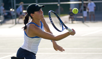 Women's Tennis Falls to Warhawks, Takes Fifth in Tournament