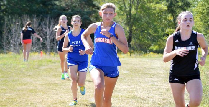 Women's Cross Country competes at Roy Griak Invitational