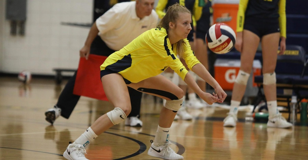 UM-Dearborn falls in three sets to Golden Eagles