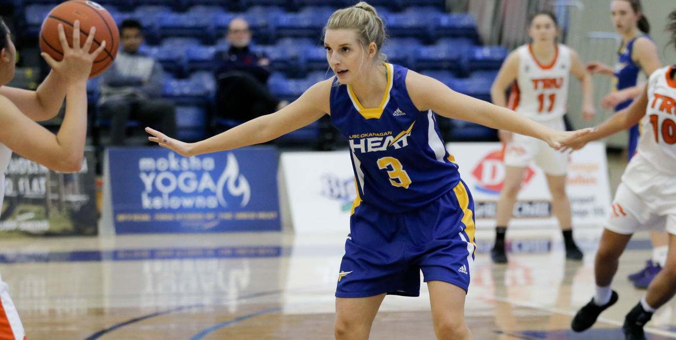 RECAP:  'Pack's quick second half start too much for UBCO