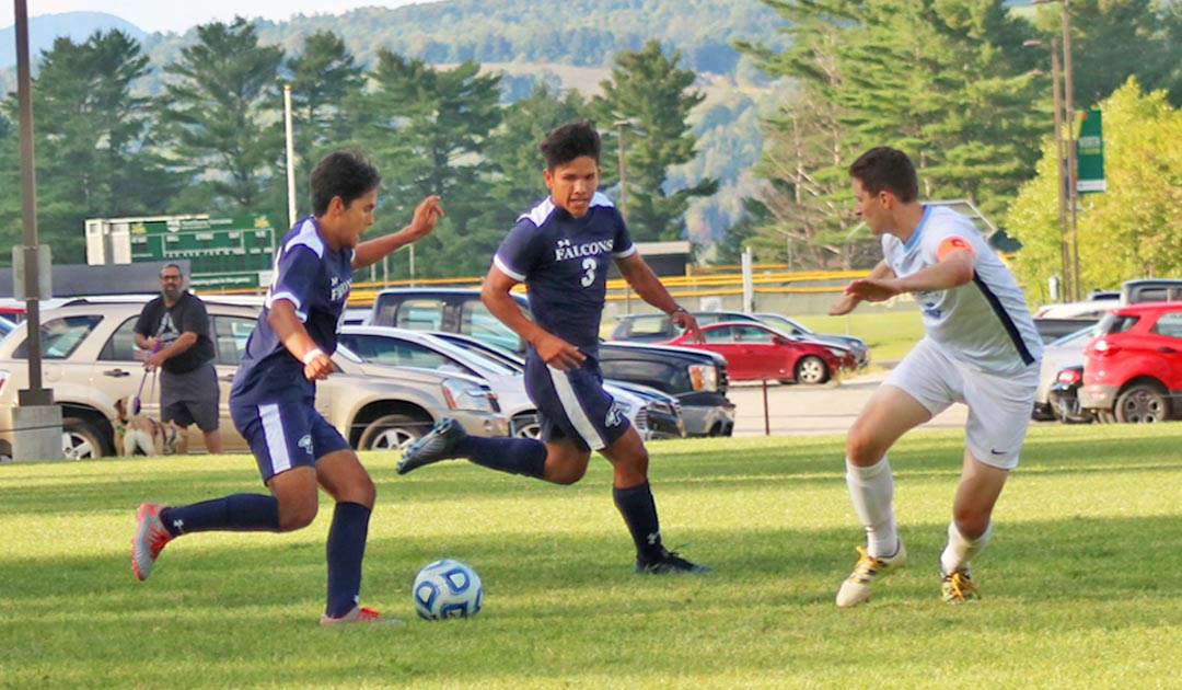 Men's Soccer Earns A Win In Season Home Opener Against The Owls