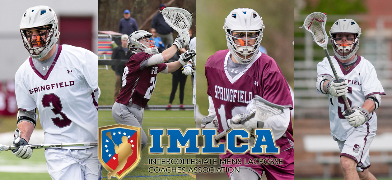 Men's Lacrosse Lands Four On IMLCA Division III All-Region Teams