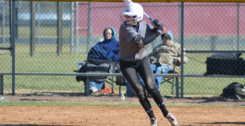 Schedule Change: Softball Welcomes Fairleigh Dickinson for Sunday Doubleheader