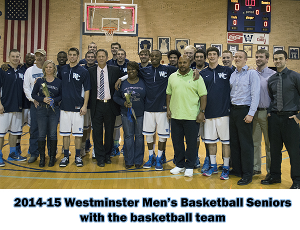 Blue Jays Fight on Senior Night, Fall to Fontbonne 86-80