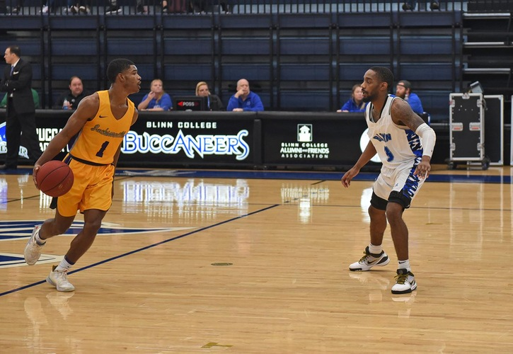 Blinn Bounces Back Against Jacksonville, 97-83