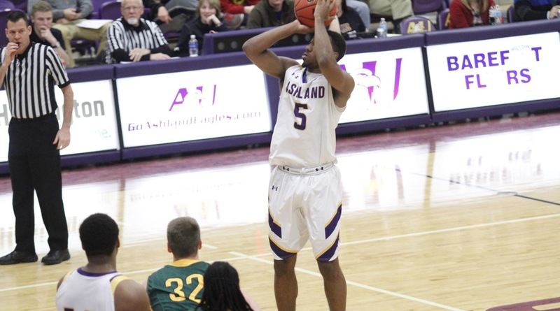 Eagle Men Break GLIAC Skids In Home Win Vs. Northern